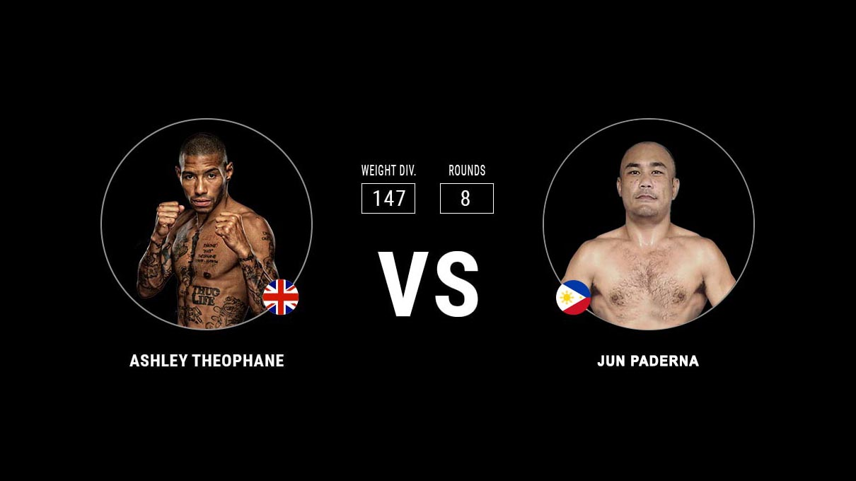Ashley Theophane vs Jun Paderna1