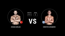 Atakan Arslan vs Christos Avramidis