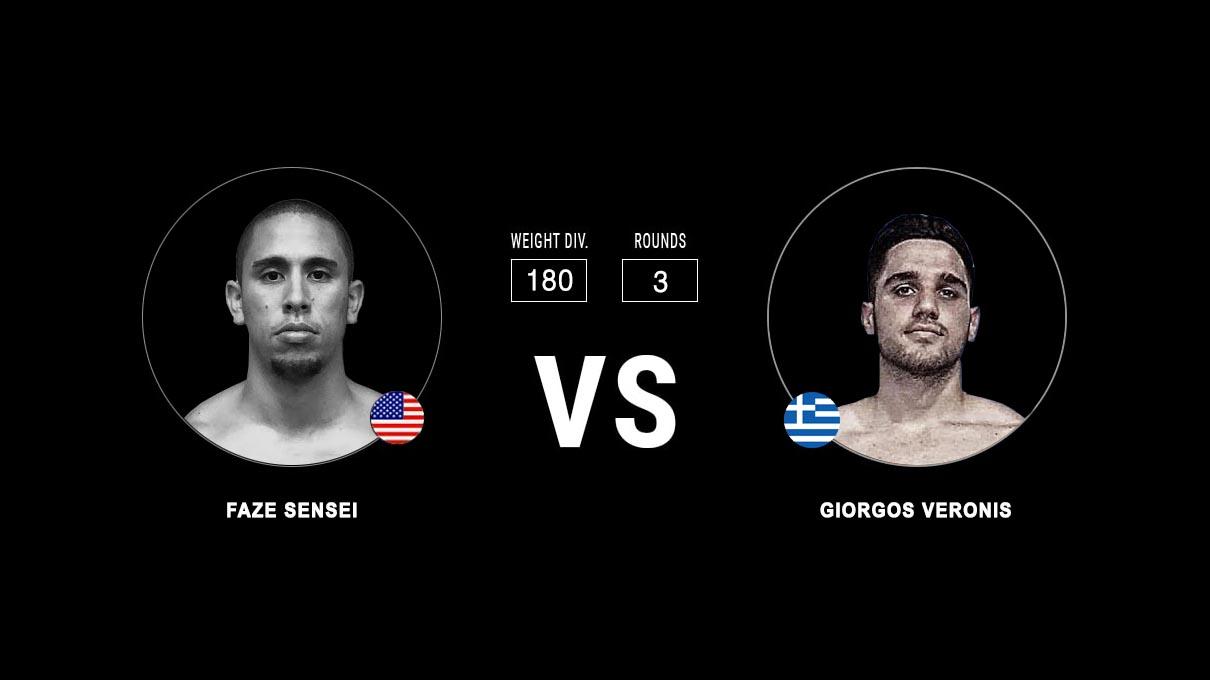 Faze Sensei vs Giorgos Veronis