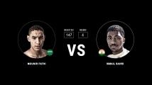 Mounir Fathi vs Ismail Sahri