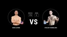 Ross Levine vs Stelios Tasmalidis